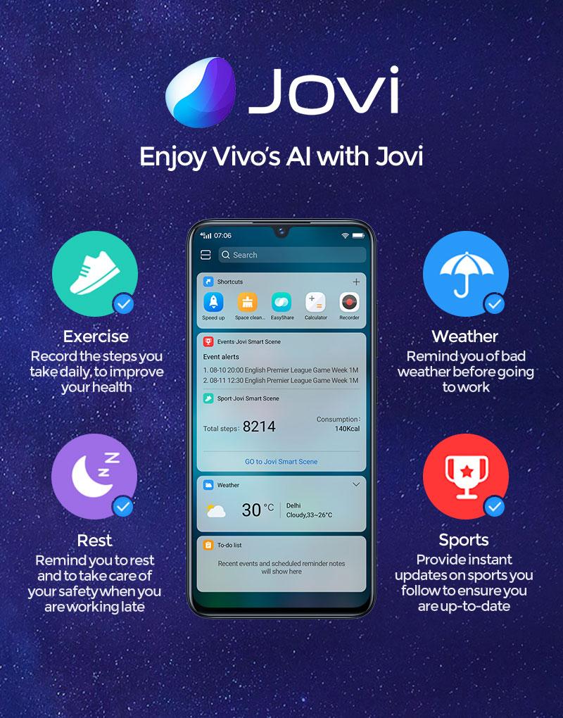 Vivo's V11, New AI Personal Assistant, Jovi – GamingPH com