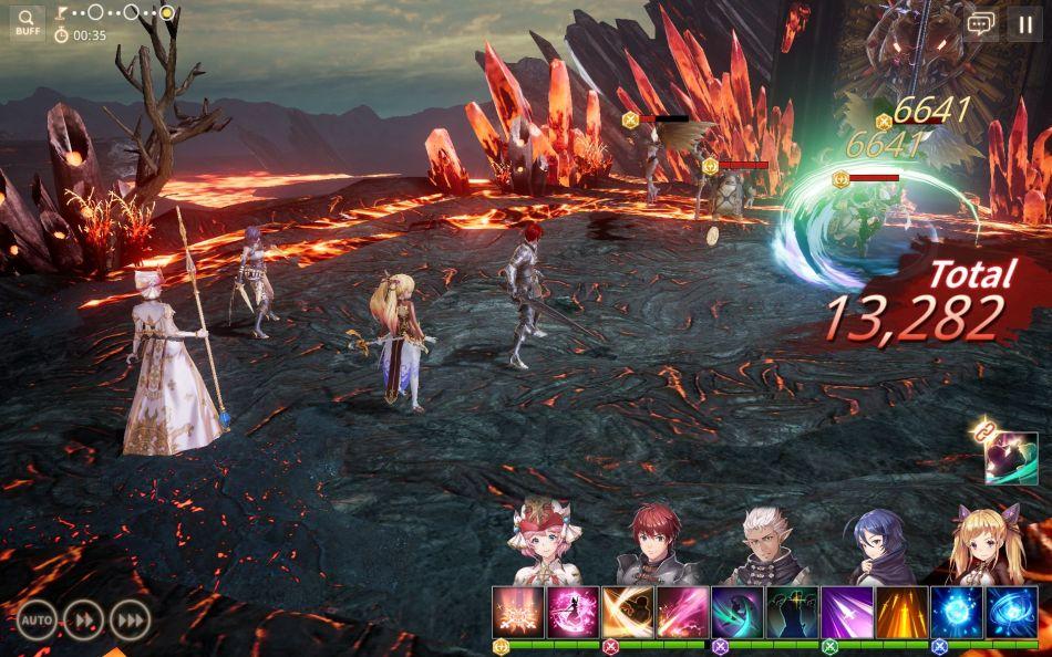 overhit gameplay screenshot