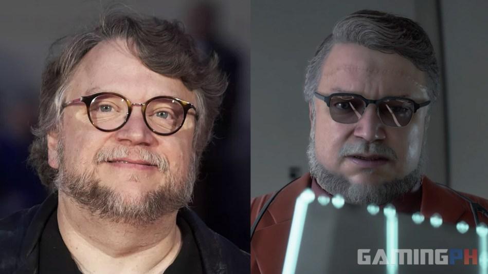 Guillermo Del Toro as Deadman in Death Stranding