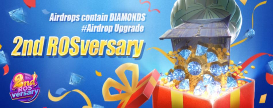 Diamond Rules of Survival Battle Royale 2ndrosversary