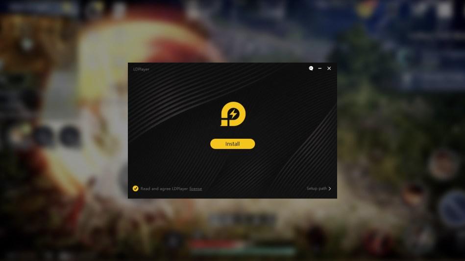 LDPlayer android emulator installer