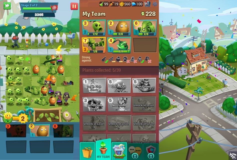 Plants Vs Zombies 3 Is Now Available First Soft Launch Is In The