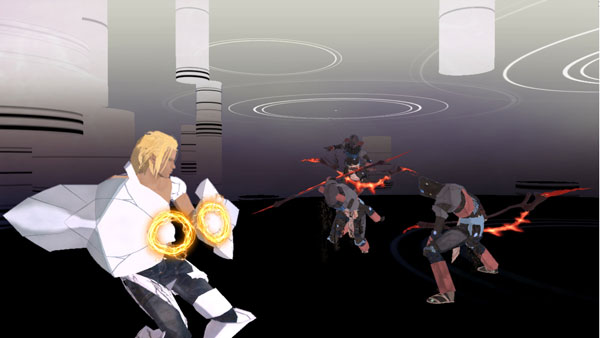 El Shaddai: Ascension of the Metatron 2