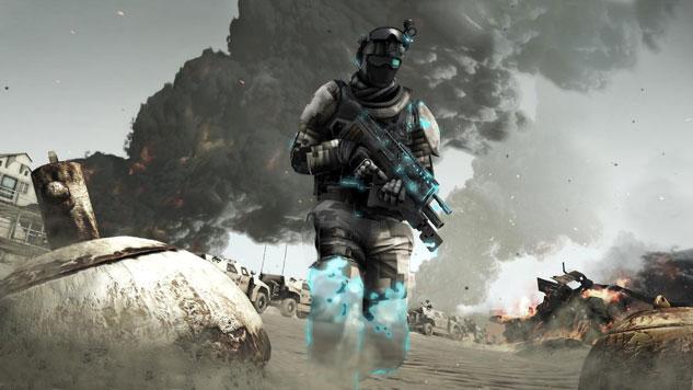 Ghost Recon: Future Soldier Adiado