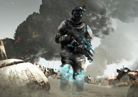 Ghost Recon: Future Soldier Adiado