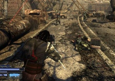 E3 2011: Collapse Devastated World Anunciado