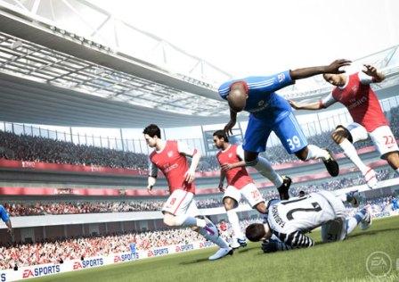 Fifa 12: Versão De PC Igual à Das Consolas
