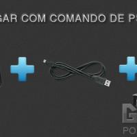 Como Jogar Com Comando De PS3 No PC?