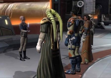 Star Wars: The Old Republic Chega No Natal