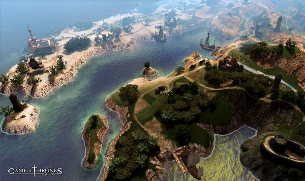 Game of Thrones: Genesis Chega Dia no Próximo dia 29!
