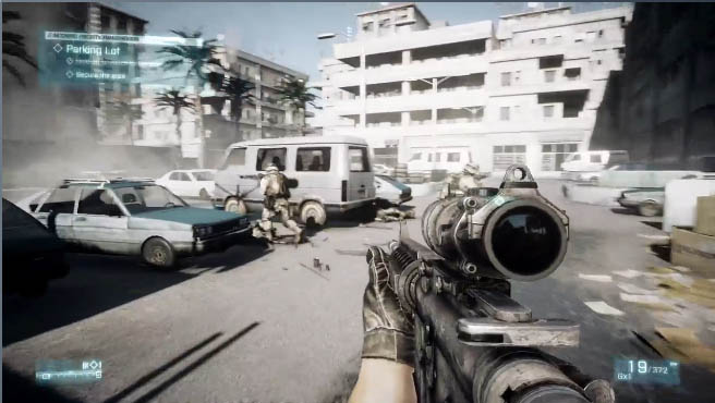 Battlefield 3: Lançamento Será Explosivo