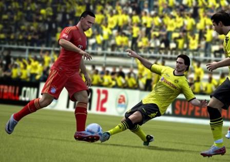 FIFA 12 Soma e Segue!