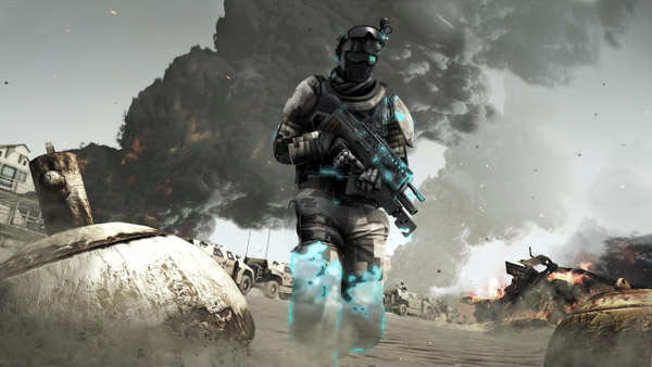 Ghost Recon: Future Soldier Confirmado Para Março de 2012