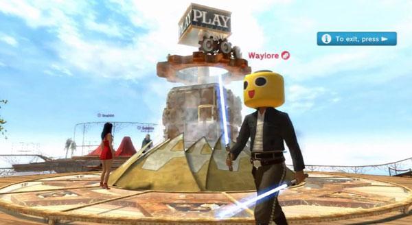 PlayStation Home Vira MMO?