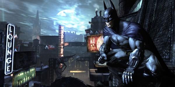 Batman: Arkham City Adiado No PC...novamente...