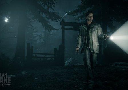 Alan Wake Chega ao PC em 2012 Através Da Steam