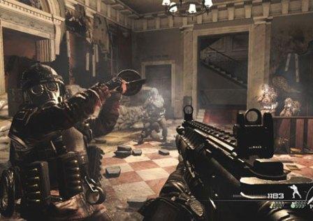 Modern Warfare 3: 1 Bilião em 16 Dias