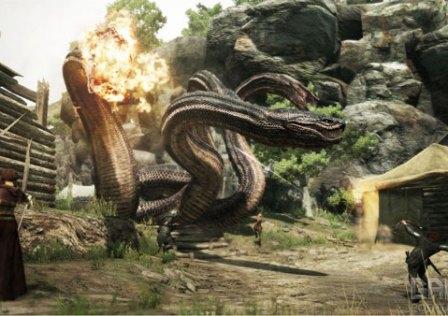 Dragon's Dogma Chega em Maio e Traz Demo de Resident Evil 6