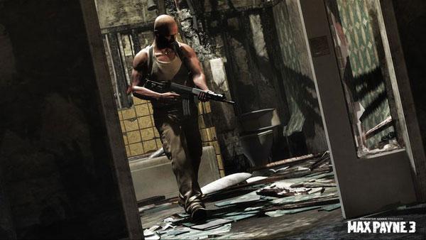 Max Payne 3: Lançamento Adiado para Maio