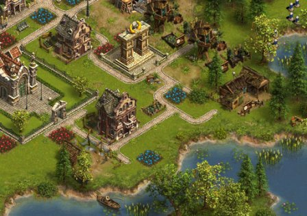 The Settlers Online: Beta Aberta