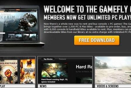 Direct2Drive é agora GameFly
