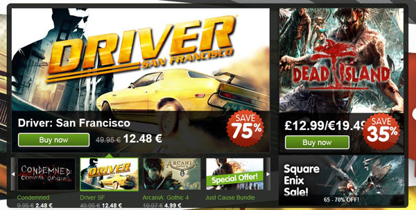Green Man Gaming: Promoções De Janeiro