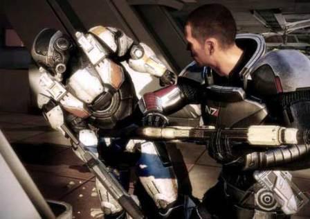 Mass Effect 3 Não Estará Disponível no Steam