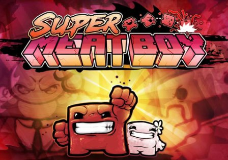 Jogo Da Semana: Super Meat Boy