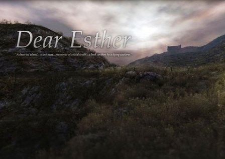 Jogo Da Semana: Dear Esther