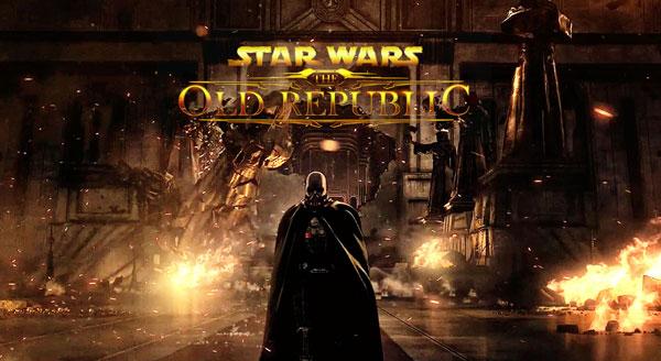 Star Wars: The Old Republic Grátis Durante Fim-de-Semana