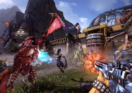 Borderlands 2, Aliens e Descontos…