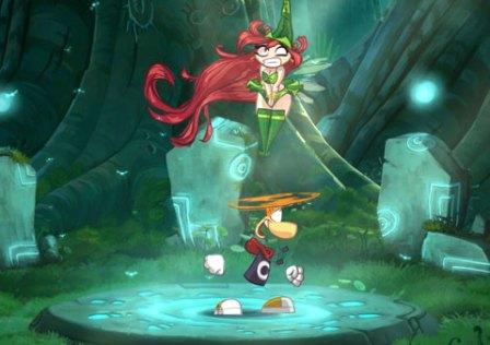 Rayman Origins: Primeiras Impressões