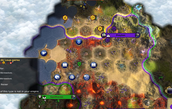 Warlock: Master of the Arcane Screenshot 3