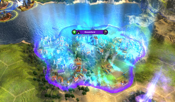 Warlock: Master of the Arcane Screenshot 4