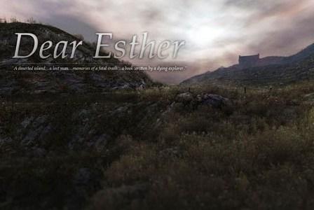 Dear Esther: 100 Mil Unidades Vendidas