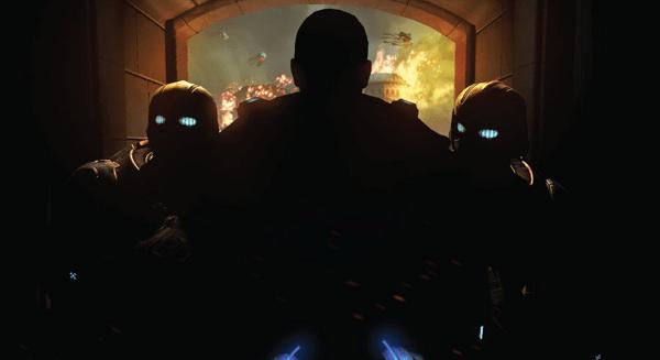 Novo Gears Of War, Injustice e Vídeos...