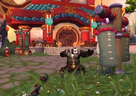 World Of Warcraft Continua Líder e Bem De Saúde