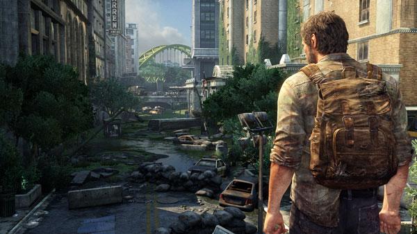 E3 2012: Last Of Us Jogabilidade