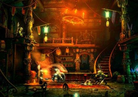 Trine 2: Expansão Goblin Menace a Chegar!