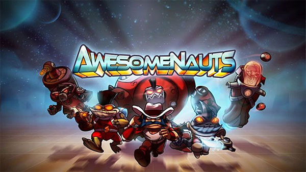 Awesomenauts, The Walking Dead e SWTOR