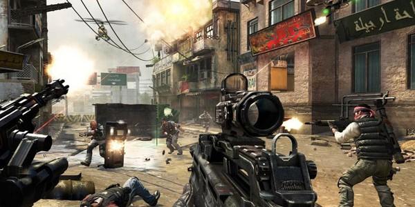 Black Ops 2 Soma e Segue