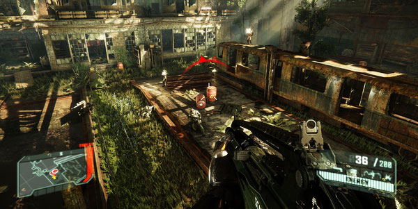 Crysis 3, Planetside 2 e Futuro Free-To-Play