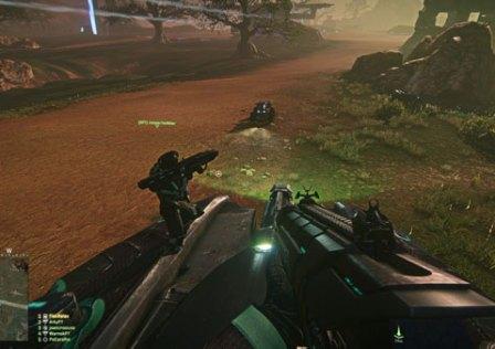 Planetside 2: Transmissão Gate 2 Gamerz (13-12-2012)