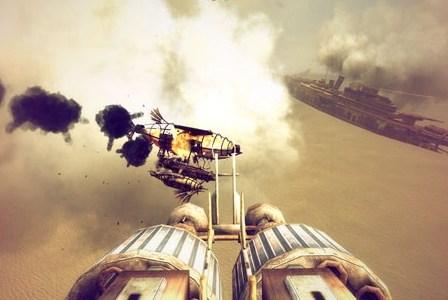 Guns Of Icarus Online: Novo Mapa e Outras Novidades