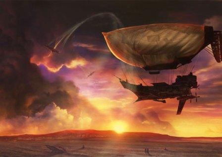 Transmissão ao Vivo Especial: Guns Of Icarus Online