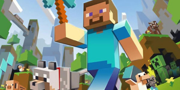 Minecraft, Razer Edge e NVIDIA Project Shield