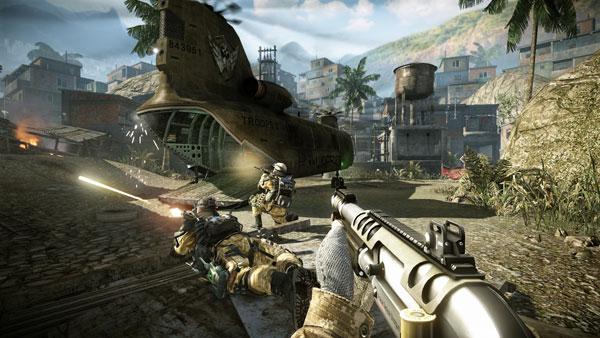 Warface, Shootmania Storm e Jogos Violentos