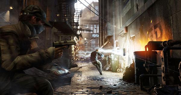 Watch Dogs, Ubisoft no PC e PS4