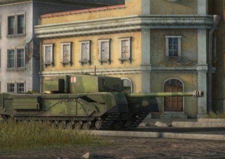 World of Tanks: Update 8.4 a Caminho