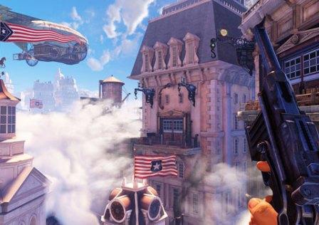 Bioshock Infinite: Primeiras Impressões